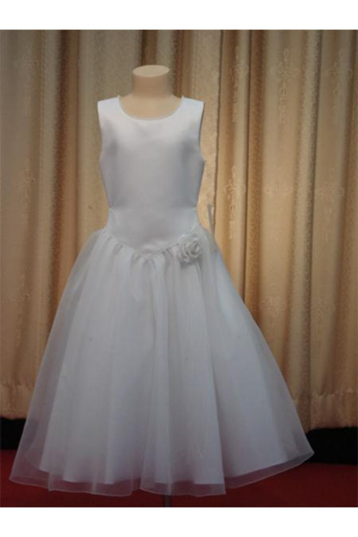 A-Line Flower Girl Dresses F010024