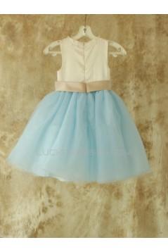 Ball Gown Beaded Flower Girl Dresses F010026