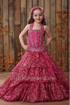 Beautiful Ball Gown Flower Girl Dresses 2050015