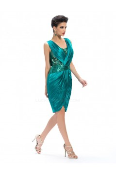 Sheath Sequins Mother of the Bride Dresses M010043
