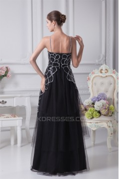Beading Floor-Length Halter A-Line Sleeveless Mother of the Bride Dresses 2040010