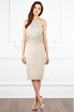 Elegant Short Lace Mother of the Bride Dresses 2040206