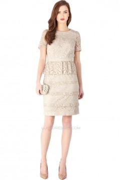 Elegant Short Sleeve Lace Mother of the Bride Dresses 2040207