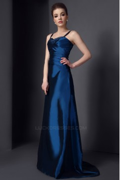 A-Line Sweetheart Beaded Mother of the Bride Dresses with A Jacket 2040226