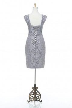 Sheath/Column Lace Chiffon Mother of The Bride Dresses 602007