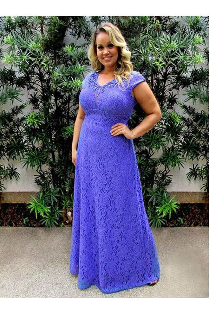 Elegant Lace Mother of The Bride Dresses 602096