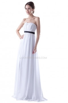 Empire Floor Length Chiffon Maternity Wedding Dresses WD010011