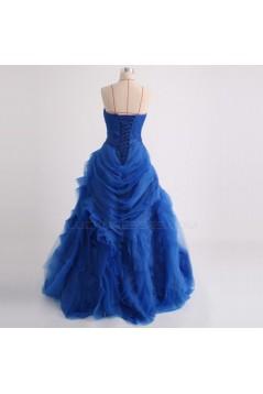 Ball Gown Floor Length Bridal Wedding Dresses WD010046