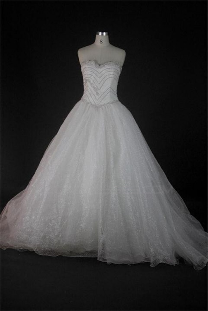 Ball Gown Sweetheart Bridal Wedding Dresses WD010128
