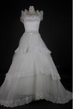 A-line Bridal Wedding Dresses WD010136