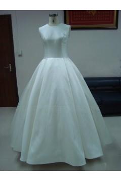 Ball Gown Floor Length Bridal Wedding Dresses WD010206