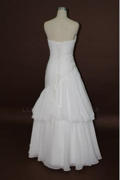 Trumpet/Mermaid Sweetheart Bridal Wedding Dresses WD010210