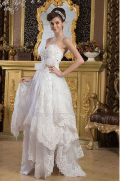 Sweetheart Beaded Lace Bridal Gown WD010268