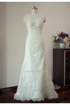 Elegant Lace Bridal Gown Wedding Dress WD010447