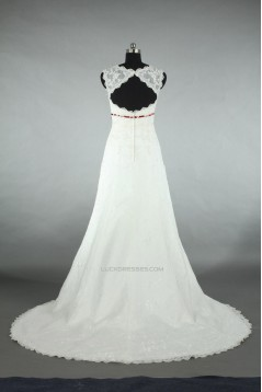 Classic Lace Bridal Gown Wedding Dress WD010467