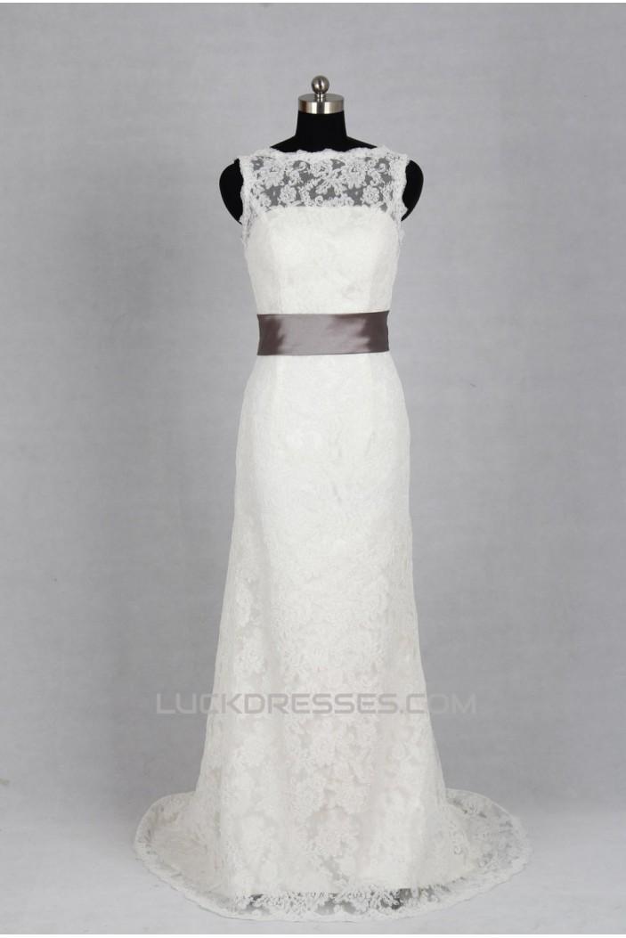 Elegant Lace Bridal Gown Wedding Dress WD010495