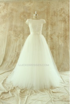 Ball Gown Beaded Bridal Wedding Dresses WD010530