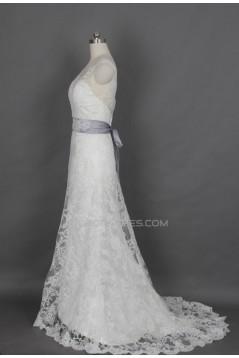 Trumpet/Mermaid Lace Bridal Wedding Dresses WD010563