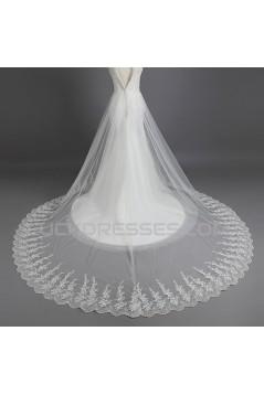 Trumpet/Mermaid Lace Bridal Wedding Dresses WD010577