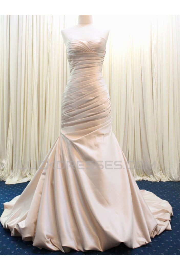 Trumpet/Mermaid Bridal Wedding Dresses WD010585