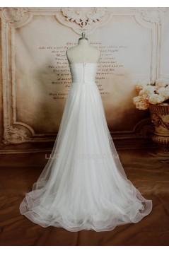A-line Sweetheart Bridal Wedding Dresses WD010673