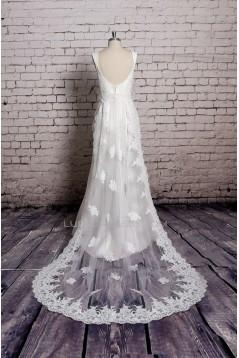 Trumpet/Mermaid Lace Bridal Gown Wedding Dress WD010724