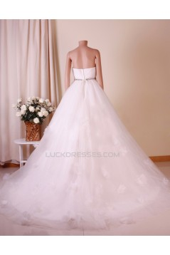 Ball Gown Sweetheart Bridal Gown Wedding Dress WD010767