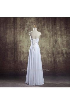 A-line Sweetheart Bridal Wedding Dresses WD010837