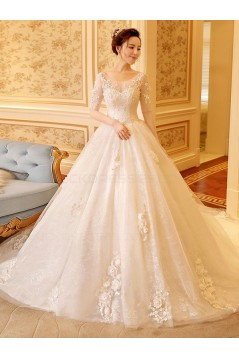 Lace Bridal Ball Gown Wedding Dresses Bridal Gowns 3030119