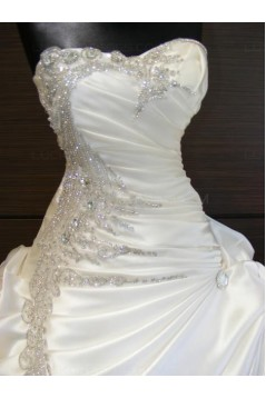 Sparkly Bridal Ball Gown Crystal Wedding Dresses Bridal Gowns 3030124