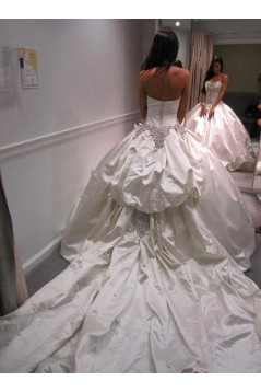 Ball Gown Sweetheart Wedding Dresses Bridal Gowns 3030200