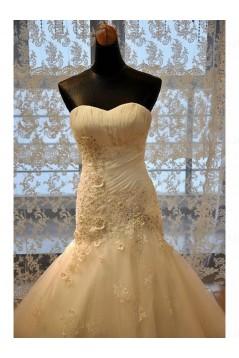 Mermaid Lace Wedding Dresses Bridal Gowns 3030202