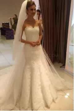 Mermaid Lace Wedding Dresses Bridal Gowns 3030297