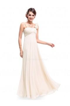 Empire Long Chiffon Bridesmaid Dresses/Evening Dresses/Maternity Dresses BD010280