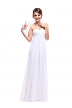 Empire Long Black Chiffon Bridesmaid Dresses/Evening Dresses/Maternity Dresses BD010283