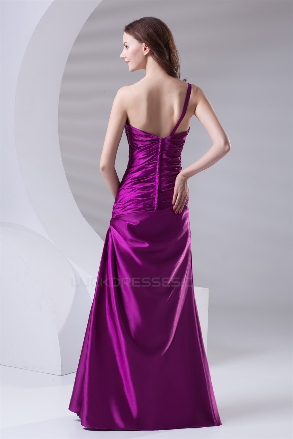 Long Purple Bridesmaid Dresses Gallery - Braidsmaid Dress, Cocktail ...
