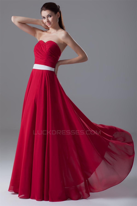 Line sleeveless floor length chiffon best long red bridesmaid a line sleeveless floor length chiffon best long red bridesmaid dresses 02010189 ombrellifo Choice Image