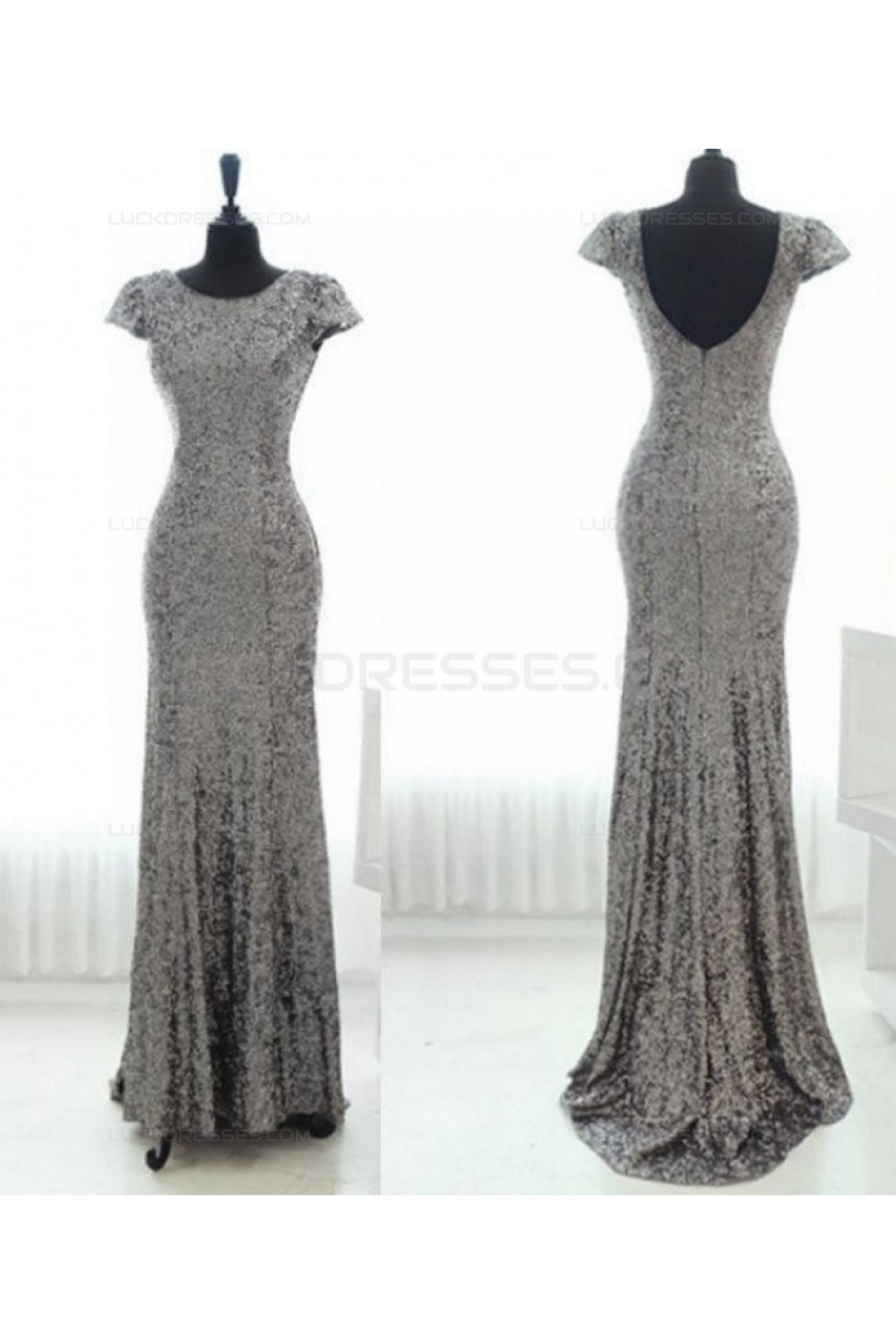 56046243eb3 Silver Sequin Bridesmaid Dresses Long - Gomes Weine AG