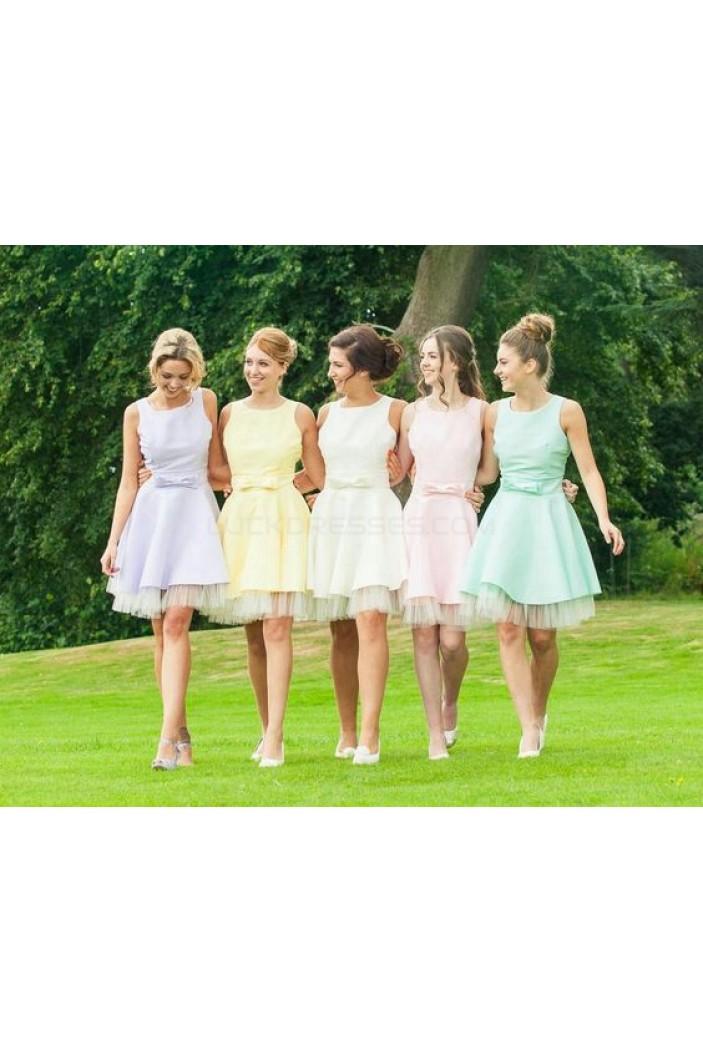 Short Wedding Guest Dresses Bridesmaid Dresses 3010256
