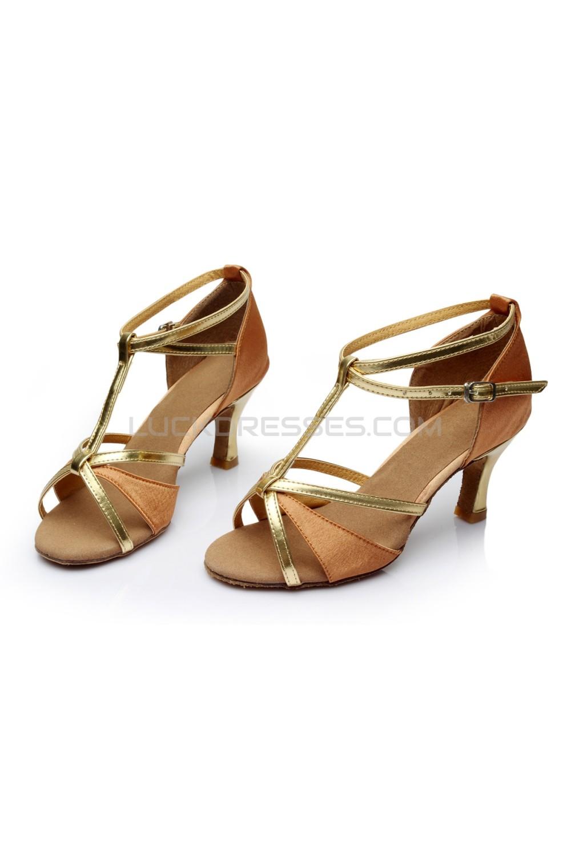 Leatherette Dance Shoes