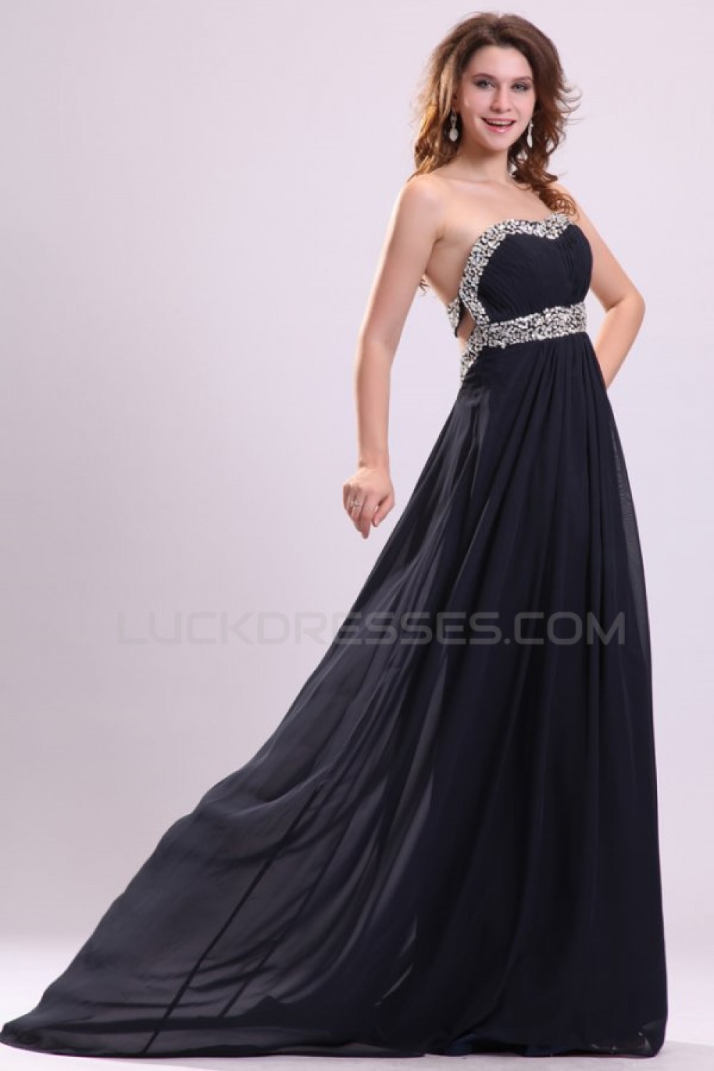 Sweetheart long beaded chiffon prom evening formal party dresses empire sweetheart long beaded chiffon prom evening formal party dressesmaternity evening dresses ed010011 ombrellifo Images