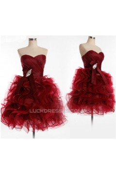 Short/Mini Sweetheart Prom Evening Formal Cocktail Dresses ED011065