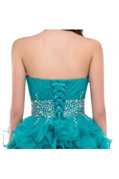 Beaded Sweetheart Short Prom Evening Cocktail Dresses ED011664