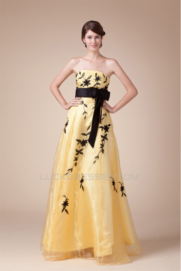 Sleeveless Satin Tulle A-Line Prom/Formal Evening Dresses 02020380