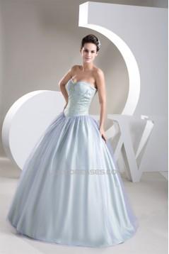 Ball Gown Sweetheart Beading Floor-Length Prom/Formal Evening Dresses 02020457