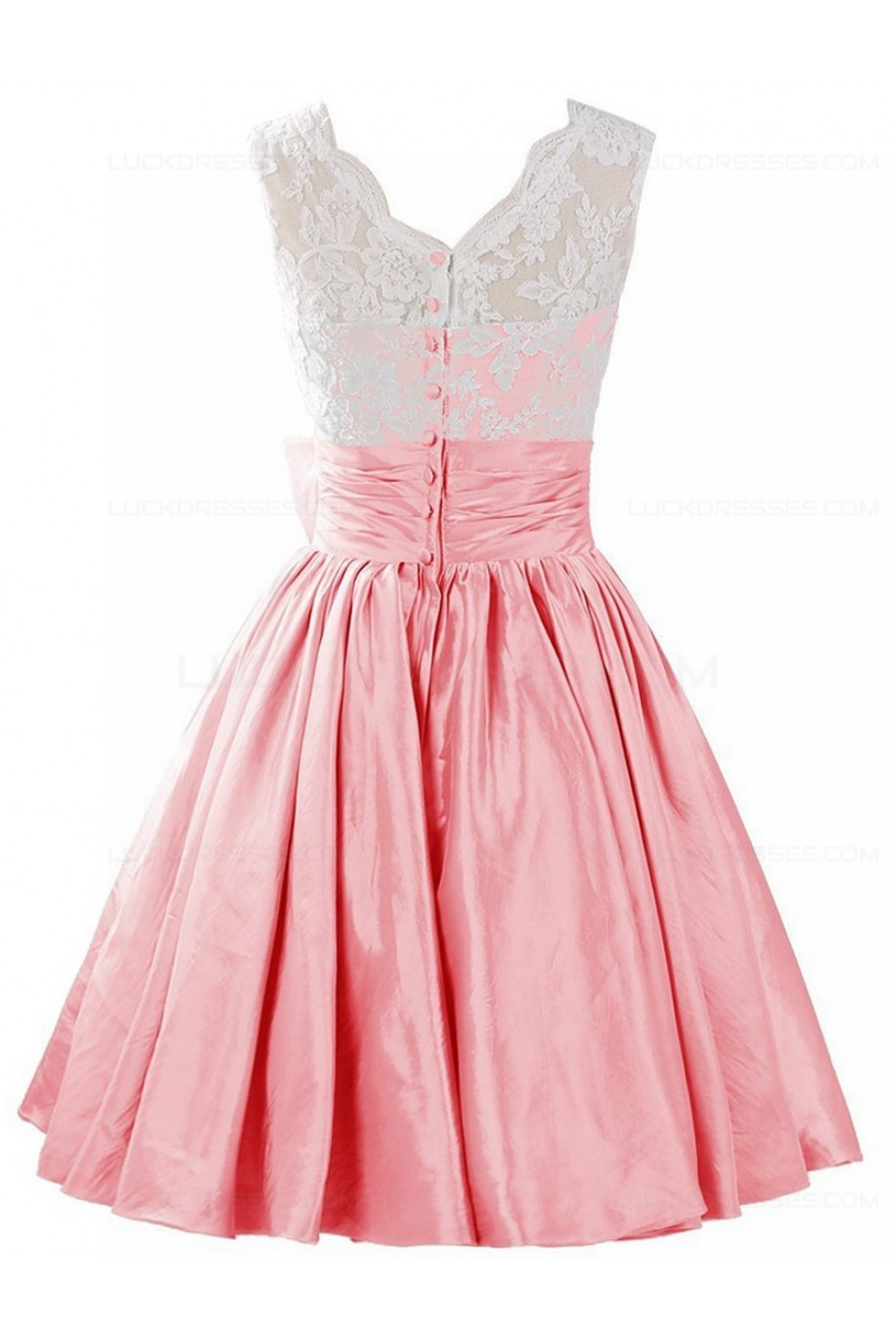 aline lace short prom dresses party evening gowns 3020409