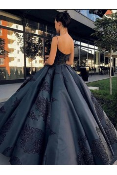Ball Gown Lace Long Prom Dress Formal Evening Dresses 601785