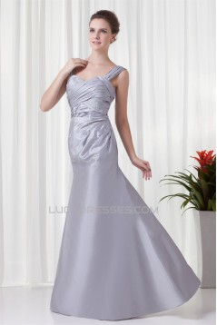 A-Line Taffeta Floor-Length Mother of the Bride Dresses with A Short Sleeve Jacket  2040169