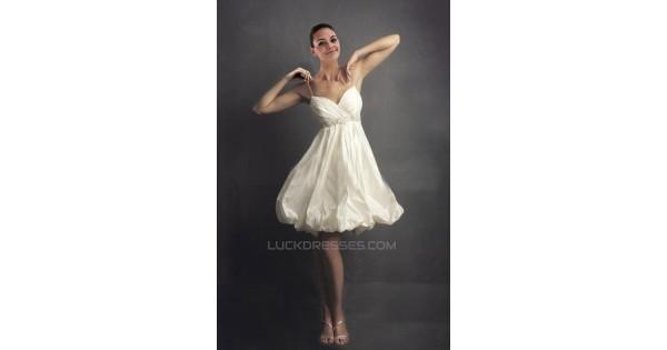 Короткое платье ампир