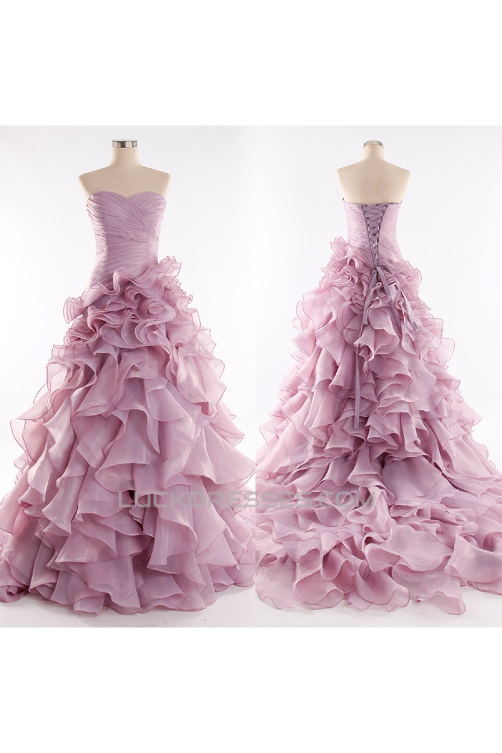 Ball Gown Sweetheart Bridal Wedding Dresses WD010516